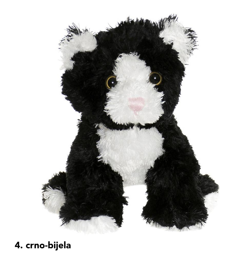 Crno-bijela maca