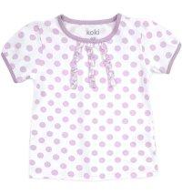 Koki majica za djevojčice, vel.: 68-98
