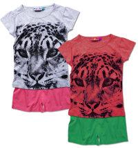 Knot so Bad kratka pidžama za djevojčice, vel.: 128-176