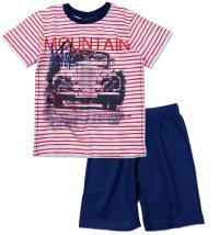 Knot so Bad kratka pidžama za dječake, vel. 128-176