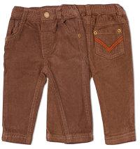 Knot so bad hlače od samta za dječake, vel.: 62-86