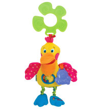 K's Kids didaktička igračka Funky Stroller Pals - Hungry Pelican