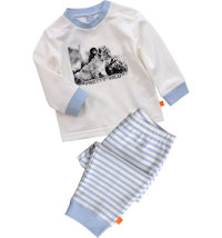 Koki pidžama za dječake, vel.: 74-98
