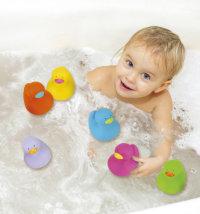 Set gumenih patkica za kupanje (6 kom.)
