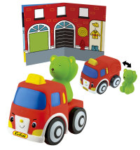 Popbo Vehicles/Sam Fire Engine edukativna igračka za slaganje