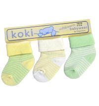 Koki set čarapa za djevojčice i dječake, vel.: 56-86