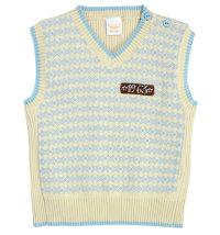 Dirkje pleteni prsluk za dječake, vel: 80-104