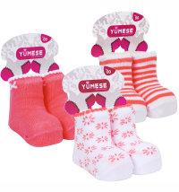 Yumese čarape za bebe , vel: 50-56