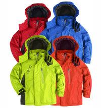 Topla skijaška jakna, vel. 92-122/128