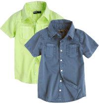 Dirkje košulja kratkih rukava za dječake, vel.: 92-116