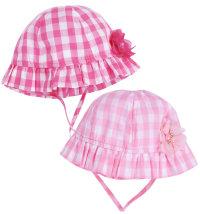 Koki šešir za djevojčice, vel.: 44-50 (9mj.- 3god.)