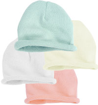 Koki pletena kapa za djevojčice i dječake, vel.: 42-44