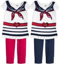 Leisurewear komplet za djevojčice, vel.: 92-116