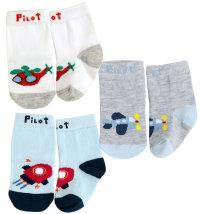 Yumese čarape za dječake, vel.: 56-98
