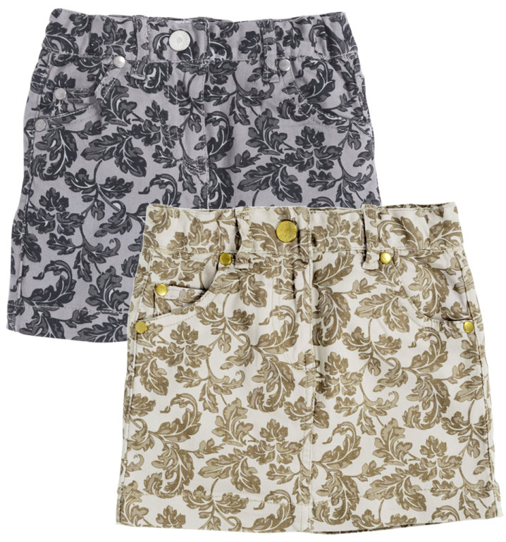 Dječja suknja s uzorkom