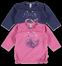 Babyface majca dugih rukava za djevojčice, vel: 62 - 68