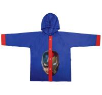 Marvel Captain America kišna kabanica za dječake, vel: 4 - 8