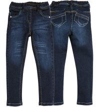 Knot so Bad elastične traper hlače za djevojčice, vel: 92 - 122/128