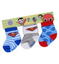 DC Comics set čarapa za dječake, vel: 56 - 86