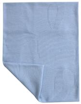 Nina nana pletena deka za dječake, vel.: 85x105 cm
