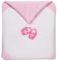 Nina Nana topla deka za djevojčice, vel. 75 x 75
