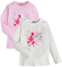 Dirkje majica dugih rukava za djevojčice, vel: 80 - 104