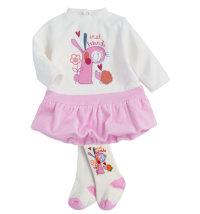 BabyBol komplet za djevojčice, vel: 62 - 68