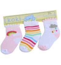 Koki set čarapa za djevojčice, vel: 56 - 86