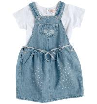 Mini Bol haljina + majica za djevojčice, vel: 98 - 116