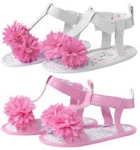 Koki sandale za djevojčice, vel: 16 - 18