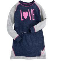 Dirkje haljina dugih rukava za djevojčice, vel: 92 - 116