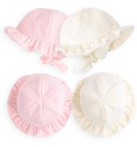 Koki kapa za djevojčice, vel: 44 - 48 cm (1-3 god.)