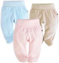 JACKY hlače od pliša za djevojčice i dječake, vel. 50-62