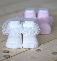 YUMESE čarapice za bebe djevojčice, vel. 50 - 62