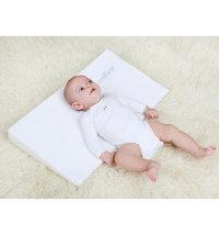 Womar Zaffiro ergonomski jastuk za bebe, vel. 40 x 37 x 7 cm