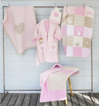 D.Fussenegger dječji kimono ogrtač Juwel 2-4 god.