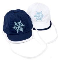 Koki kapa za dječake, vel.: 44-50 (4mj.- 2god.)