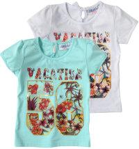Knot so Bad majica za djevojčice, vel. 92-122/128