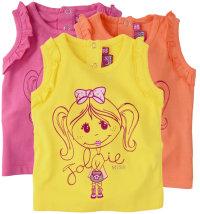 Knot so Bad majica za djevojčice, vel. 62 - 86