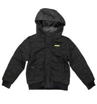 Crna jakna s kapuljačom, vel. 128-164