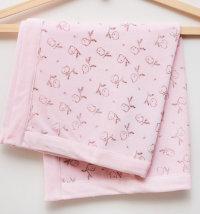 Baby Bol deka za djevojčice, vel. 75 x 75 cm