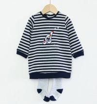 Mini Bol komplet / haljina za djevojčice, vel. 98-116
