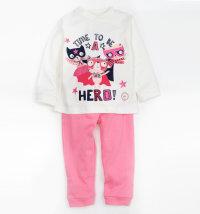 Mini Bol pidžama za djevojčice, vel. 92-116