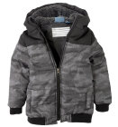 Zimska jakna s kapuljačom, vel. 128-164