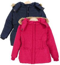 Zimska jakna s kapuljačom, vel. 92-122/128