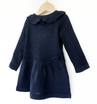Knot so bad pletena haljina za djevojčice, vel. 62-86