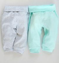 Jacky hlače SET (2 kom) za djevojčice i dječake, vel. 62/68-86/92