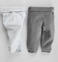 Jacky hlače SET (2 kom) za djevojčice i dječake, vel. 86/92