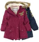 Topla zimska jakna s kapuljačom, vel. 92-122/128