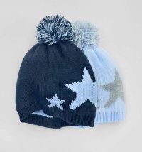 Koki topla kapa za dječake, vel. 44-50 cm (6-12 mjeseci)